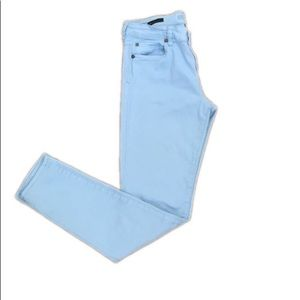 Kut From The Kloth Diana Skinny Pale Blue Jeans